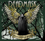 Deadmask - front cover detail 1